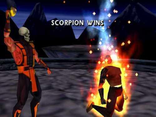 Mortal Kombat 4 di Project64