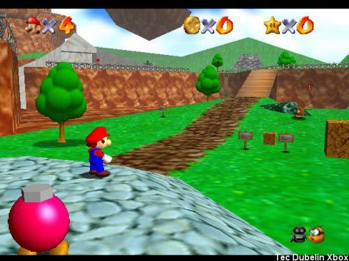 Game Mario 64