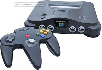 Konsol Nintendo 64