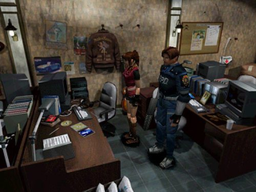 Game Resident Evil 2 di Project64